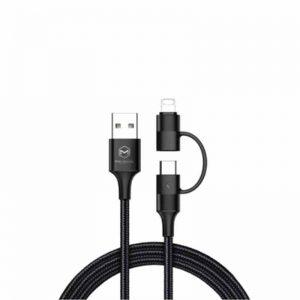 کابل تبدیل USB به لایتنینگ USB-C مک دودو مدل CA-6800